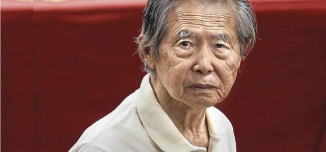 Perú – Captura inmediata para Alberto Fujimori Poder Judicial anuló indulto al exdictador