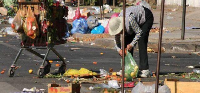 Chile: Hambre y la subalimentación alcanzan a 600 mil personas según estudio de la FAO