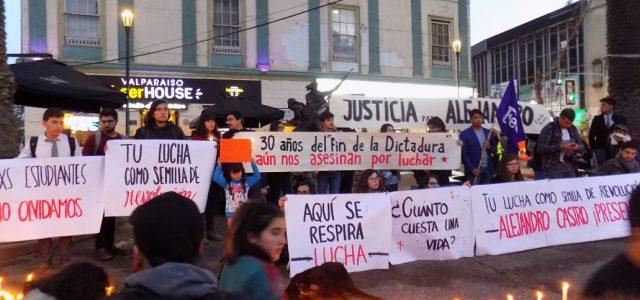 Chile – Ante la extraña muerte del dirigente Alejandro Castro de Quintero: Toda la Verdad y toda la Justicia