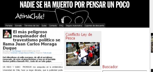 Chile / Marruecos – Estrategia marroquí para denigrar a quienes apoyan a la República Saharaui
