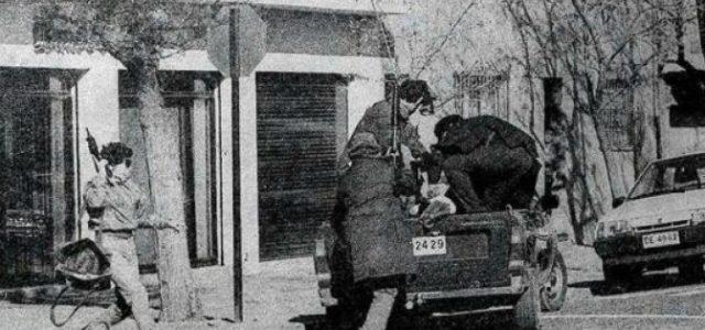 Chile – MEMORIAS DE RESISTENCIA: LA MUJER METRALLETA