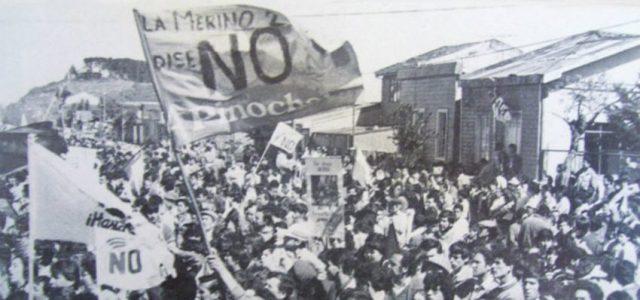 Chile – DESPILFARRO DEL PLEBISCITO DEL 5 DE OCTUBRE