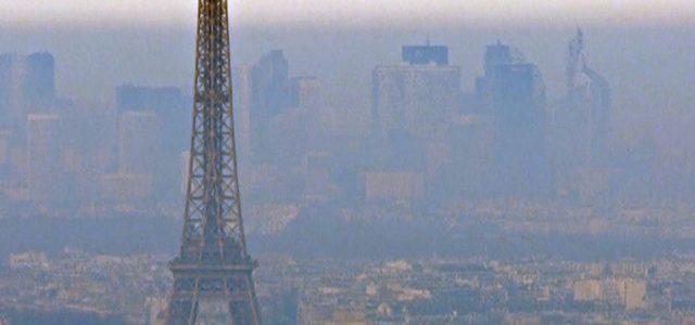 La contaminación atmosférica es responsable por 500.000 muertes prematuras en Europa cada año