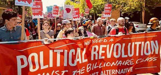 EEUU – La lucha contra Trump impulsa candidaturas de izquierdas