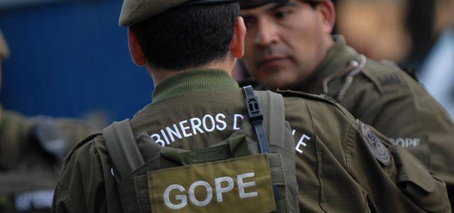 """""""Defiéndete ahora mapuche, los vamos a seguir matando"""""""