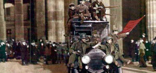 Alemania 1918 • Una revolución que pudo cambiar el mundo