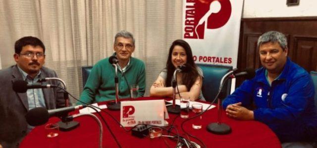 Chile – JORGE SHARP Y LOS TRABAJADORES DEL SITECOVA (EL PORTEÑO EN PORTALES 11)