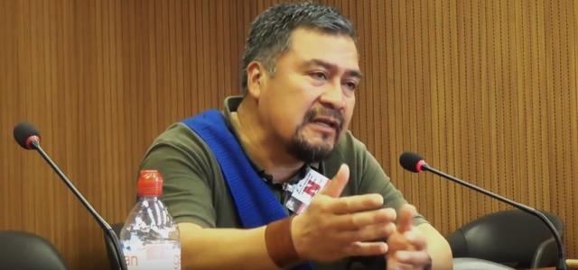 Chile / Wallmapu – Héctor Llaitul denuncio a las empresas forestales en Naciones Unidas