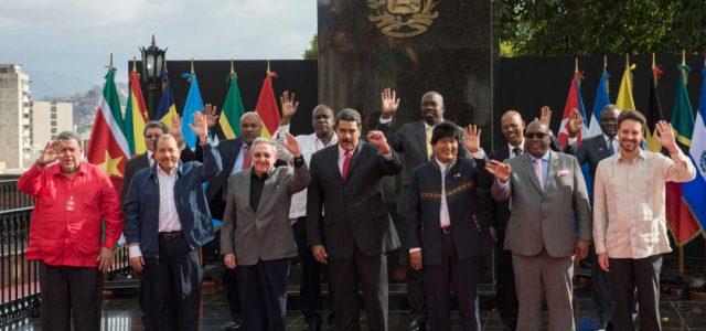 Se reúne en Managua Nicaragua el Consejo político del ALBA-TCP. ALBA es futuro.