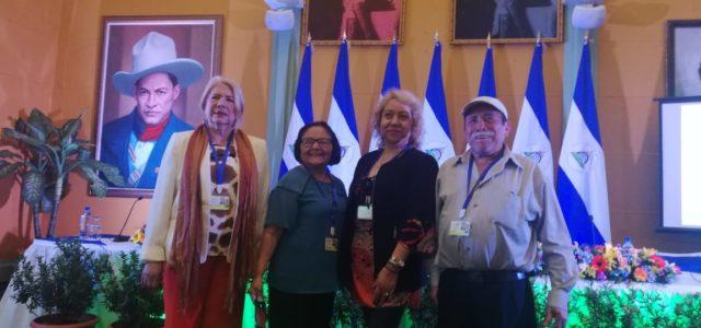 """'Mi venganza personal será mostrarte la bondad que hay en los ojos de mi Pueblo"""" . Ponencia Foro de Paz y Solidaridad con Nicaragua."""