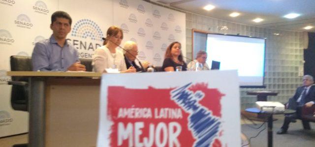 Se constituyó Plataforma Continental América Latina Mejor Sin TLC. ¡Basta de Tratados de Libre Comercio en América Latina! Declaración fundacional