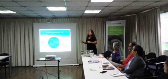 Luciana Ghiotto, de Argentina Mejor Sin TLC, advierte sobre los peligros de los TLCs firmados por Chile