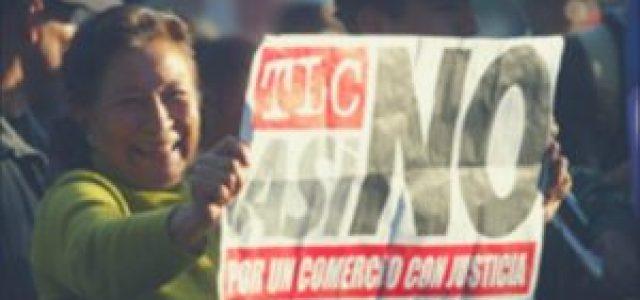 Tratados de Libre Comercio, blindando la inversión extranjera