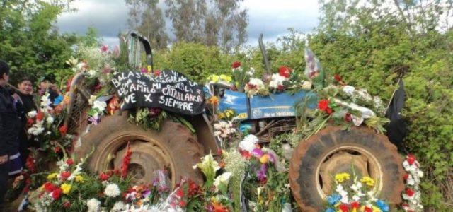 Chile / Wallmapu – INDH se querella: Muerte de Camilo Catrillanca es homicidio calificado