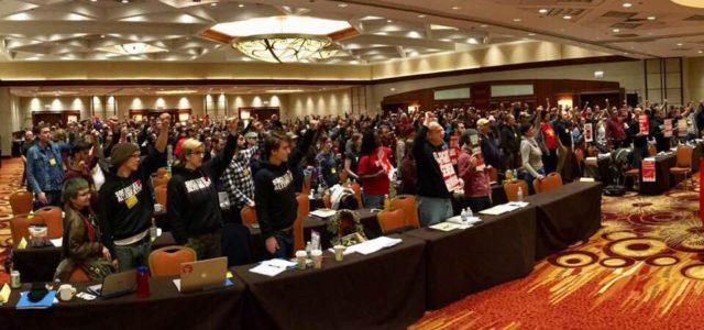 Estados Unidos: Convención de Alternativa Socialista 2018
