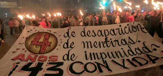 México – Ayotzinapa y los diálogos por la paz