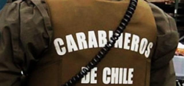 Carabinero de inteligencia detenido por hurto en Homecenter de Angol