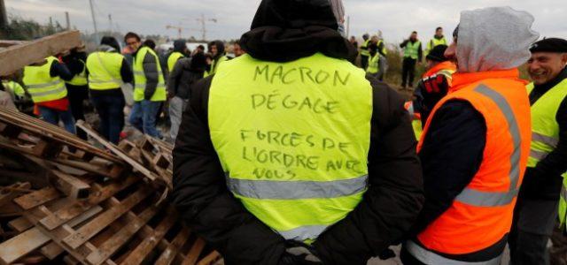 Francia –Chalecos amarillos