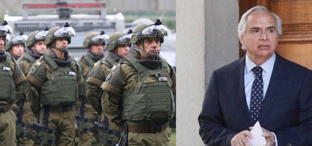 Chile: Ministro Chadwick confirma que un carabinero eliminó video que registró muerte de Catrillanca