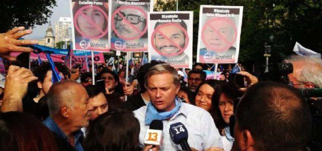 Chile inseguro, fascismo y la confrontación que viene