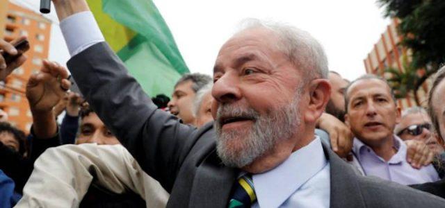 Brasil: ex presidente Lula apela su condena, alegando parcialidad del juez