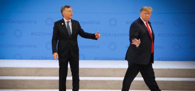 Vídeo: El menosprecio de Trump a Macri en el G20