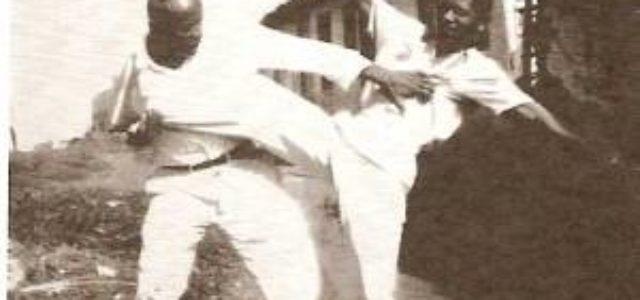 Mestre Bimba creador de la Capoeira contemporánea