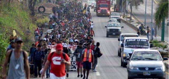 América Central –De qué huyen las caravanas que se dirigen a Estados Unidos