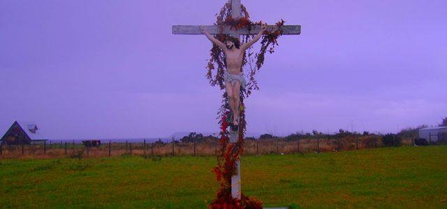 Chile – Chiloe: Nazareno de Caguach: Salmonera Trusal afirma aceptar concesión en fondeadero de lanchas religiosas