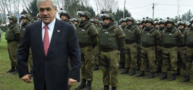 Chile / Wallmapu – Comando Jungla se cae a pedazos.