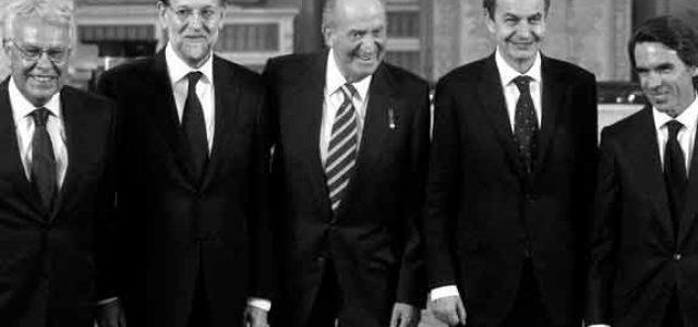 España – ¡Romper con el régimen del 78!