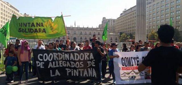 Chile – Allegados se convocan hoy en el Ministerio de la Vivienda