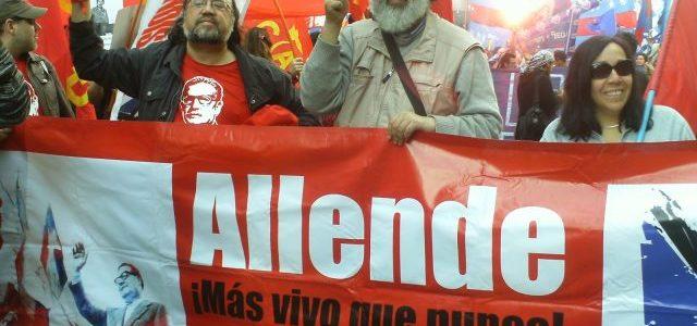 EL PROYECTO SOCIALISTA FRENTE A LA CRISIS INSTITUCIONAL CHILENA