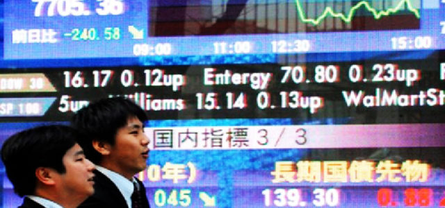 Primero Wall Street ahora Bolsa de Tokio cae más de 5% es el peor diciembre desde la Gran Depresión