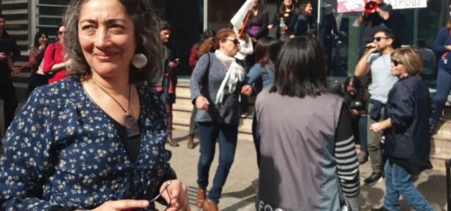 """Chile – Orietta Fuenzalida, candidata elecciones ANEF: """"El Estado castiga a sus trabajadores"""""""