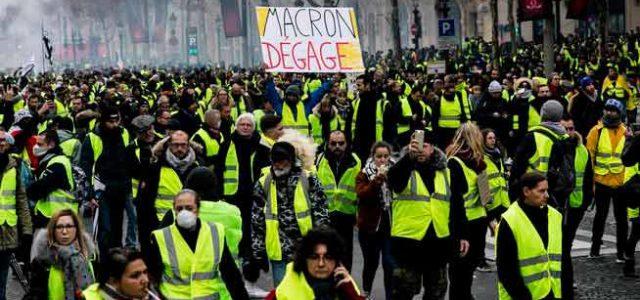 Rebelión en Francia