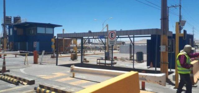 Chile  – CHUQUICAMATA TOTALMENTE PARALIZADO EN PROTESTA POR ABUSOS PATRONALES