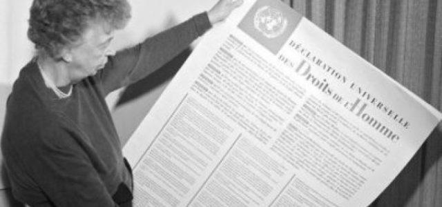 Perro Mundo: A 70 años de la Declaración Universal de los Derechos humanos.