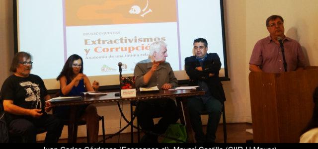 «Para atacar al extractivismo la propuesta es NO más extractivismo. No hay extractivismo bueno»
