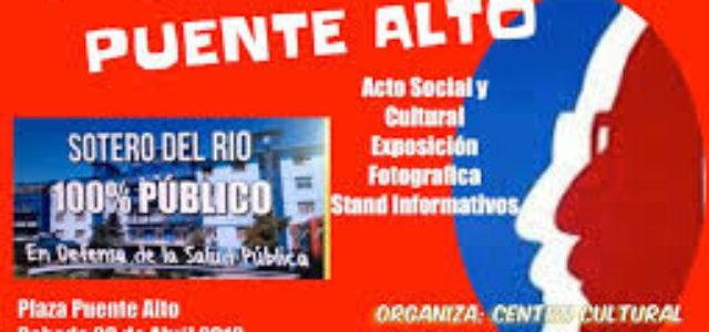 Chile – 2018, Año de Movilizaciones en Puente Alto