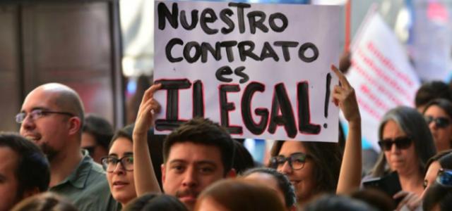 Chile – DESPIDOS EN EL ESTADO: HABLAN DOS DIRIGENTAS SINDICALES DE LOS TRABAJADORES A HONORARIOS