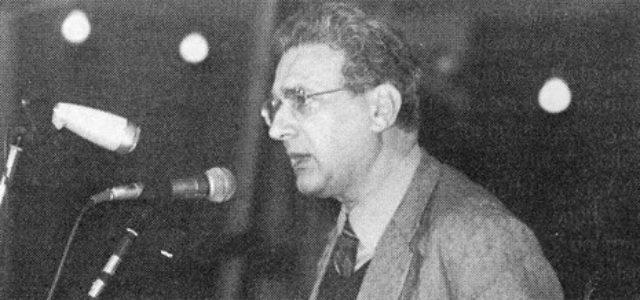 ERNEST MANDEL, NUESTRO HERMANO MAYOR