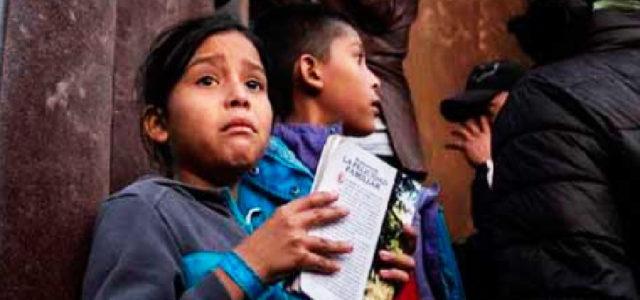 Muere un segundo niño detenido por la Guardia Fronteriza de EEUU