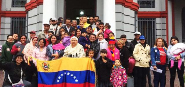 10.000 venezolanos han vuelto a su país