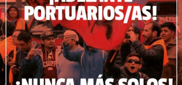 Chile – SE INICIA TERCERA SEMANA DE HUELGA EN VALPARAÍSO