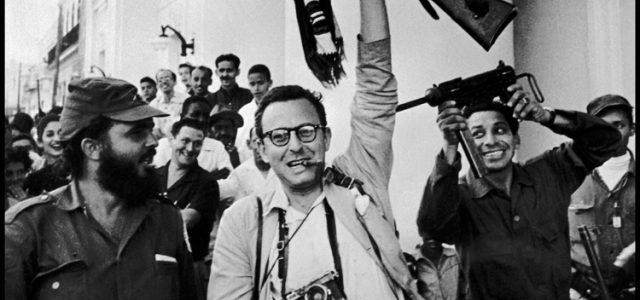 Burt Glinn, el fotógrafo que entró en La Habana con los 'barbudos'