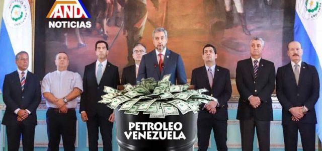 Paraguay: rompe relaciones con Venezuela para no pagar deuda de $ 300 millones de dólares