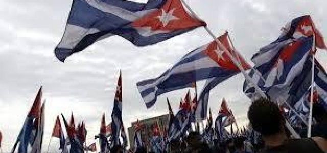 La entrada de Fidel en La Habana