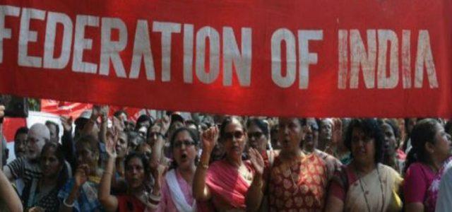 India: huelga general los días 8 y 9 de enero