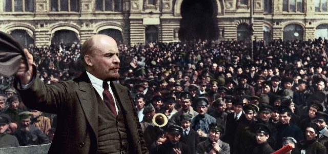Trotsky sobre Lenin